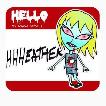 Zombie Heather by innerZ