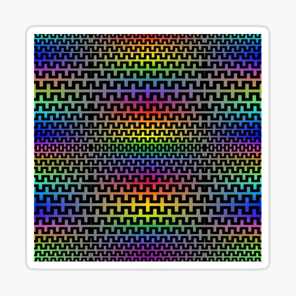 Colors Sticker