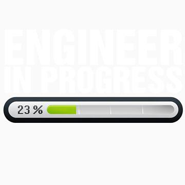Engineer in progress - White by nestoroa