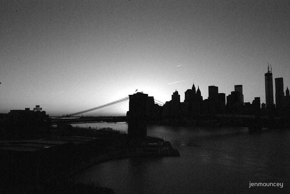 Brooklyn Bridge by jenmouncey