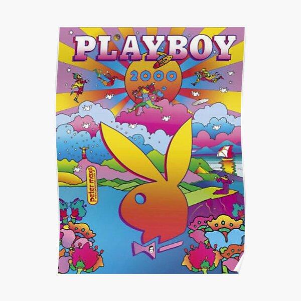 Retro Playboy design Poster