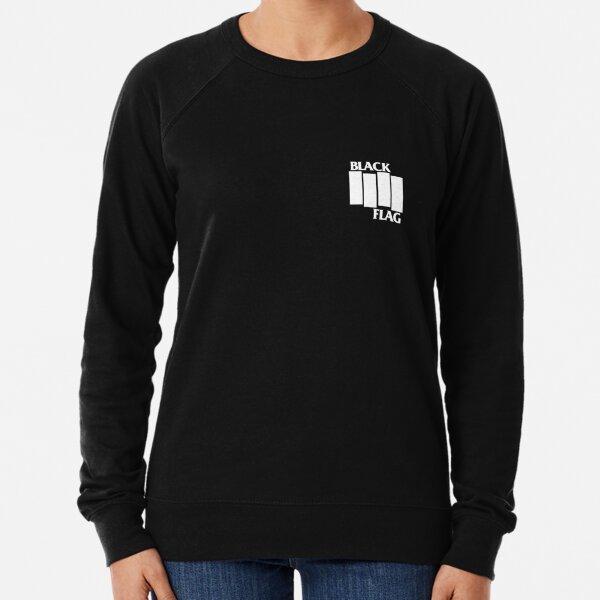 black flag Lightweight Sweatshirt