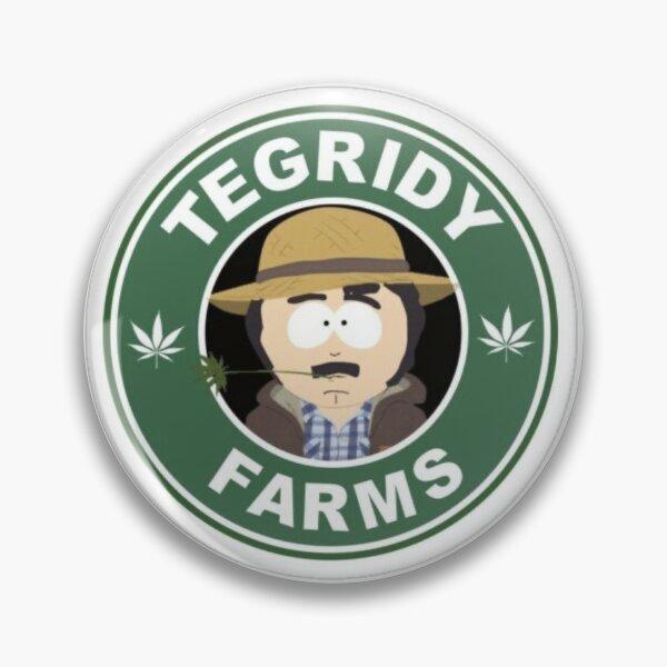 Tegridy Farms Randy Marsh Pin