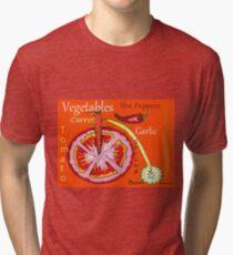 Vegetables Tri-blend T-Shirt