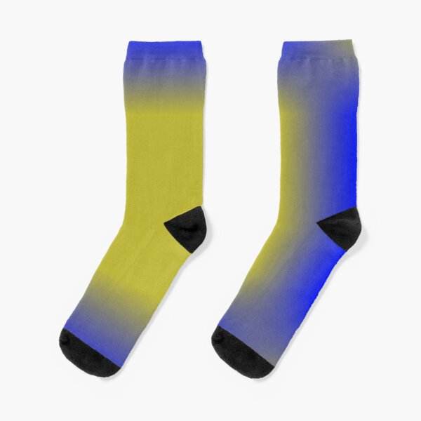 Colors, Pattern, Cobalt Blue Socks