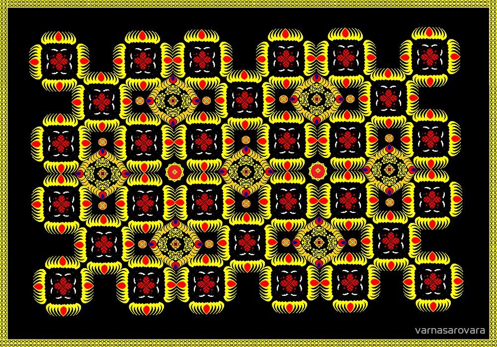 Orientated Majestically by varnasarovara