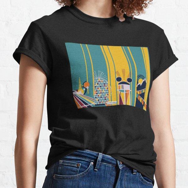 Retro Kingdom Classic T-Shirt