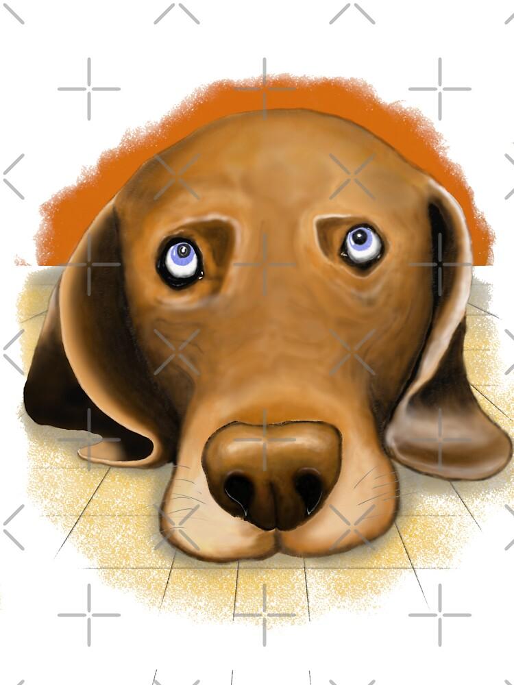 Dogface by hananack