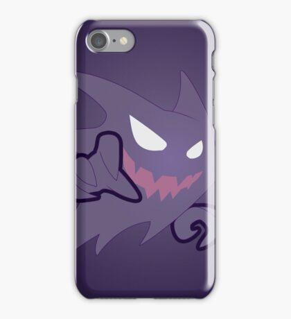 Haunter haunter iPhone Case/Skin