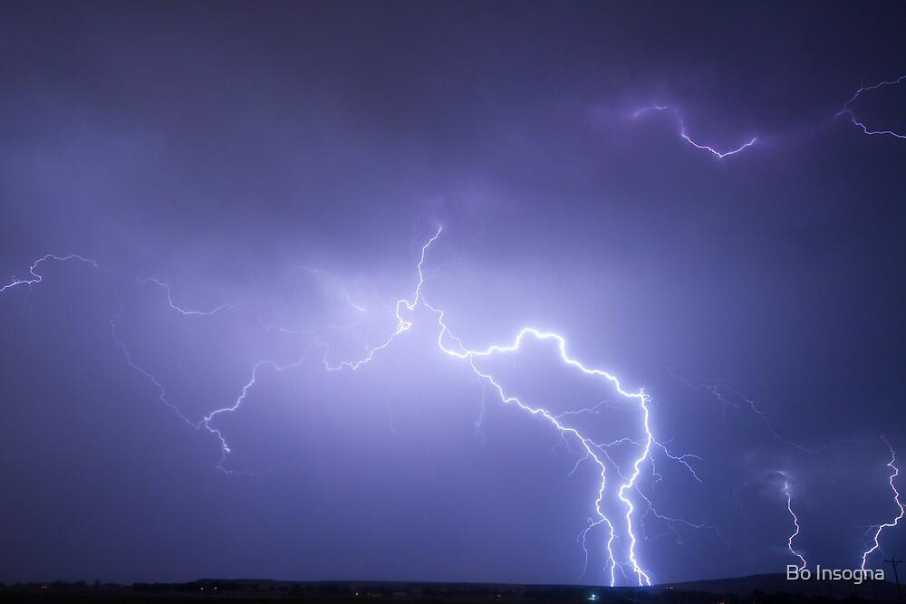 Storm Chase Six Twenty Eight Thirteen by Bo Insogna