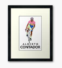 Alberto Framed Print