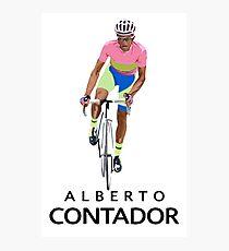 Alberto Photographic Print