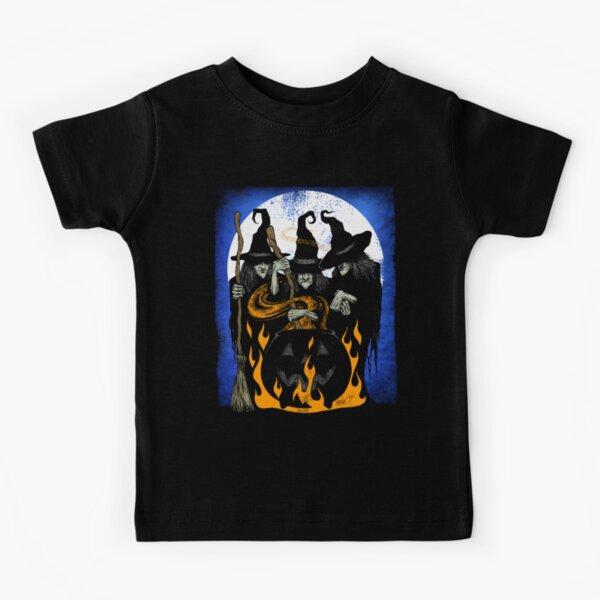 Cauldron Crones Kids T-Shirt