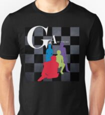 Game Theory - Pointed Accounts of People You Know Unisex T-Shirt