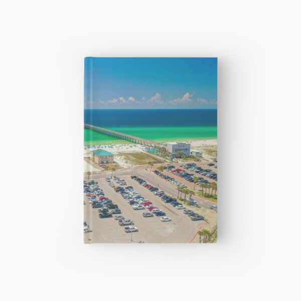Emerald Coast Water Tower Hardcover Journal