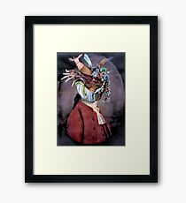 Jewel Thief (clr version.) Framed Print