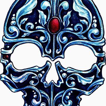 Magnetic Skull by alaskas