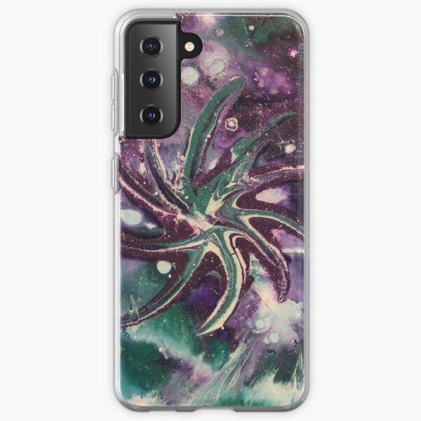 Galaxy Gaze Painting Samsung Galaxy Soft Case