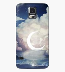 upon the sky-foam. Case/Skin for Samsung Galaxy