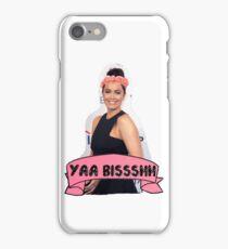 Bellamy Young Yaaa Bishhhhh iPhone Case/Skin