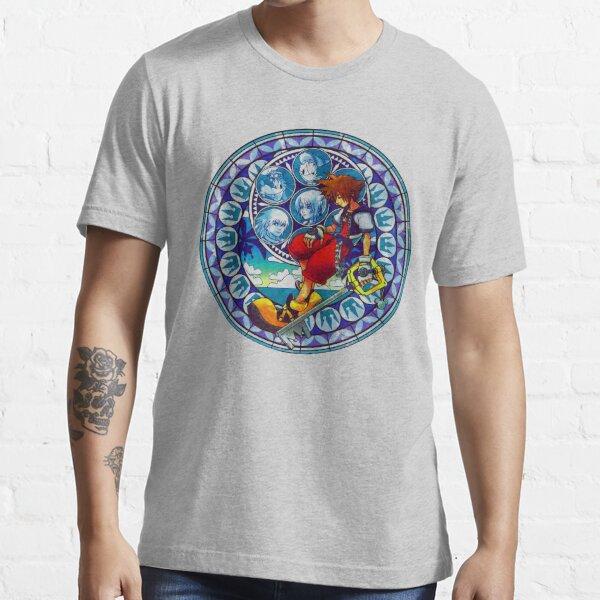 Kingdom Hearts - Sora's Station of Awakening  Essential T-Shirt