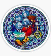 Kingdom Hearts - Sora's Station of Awakening  Sticker