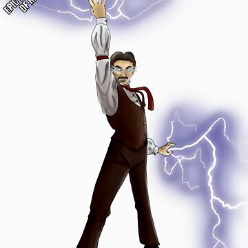 Epic Rap Battles - Nikola Tesla by toasterpip