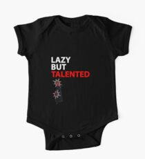 Axel Lazy but Talented One Piece - Short Sleeve