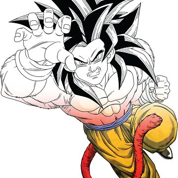 Goku by KoffiShop