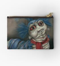 Labyrinth Worm - Oil Painting  Studio Pouch
