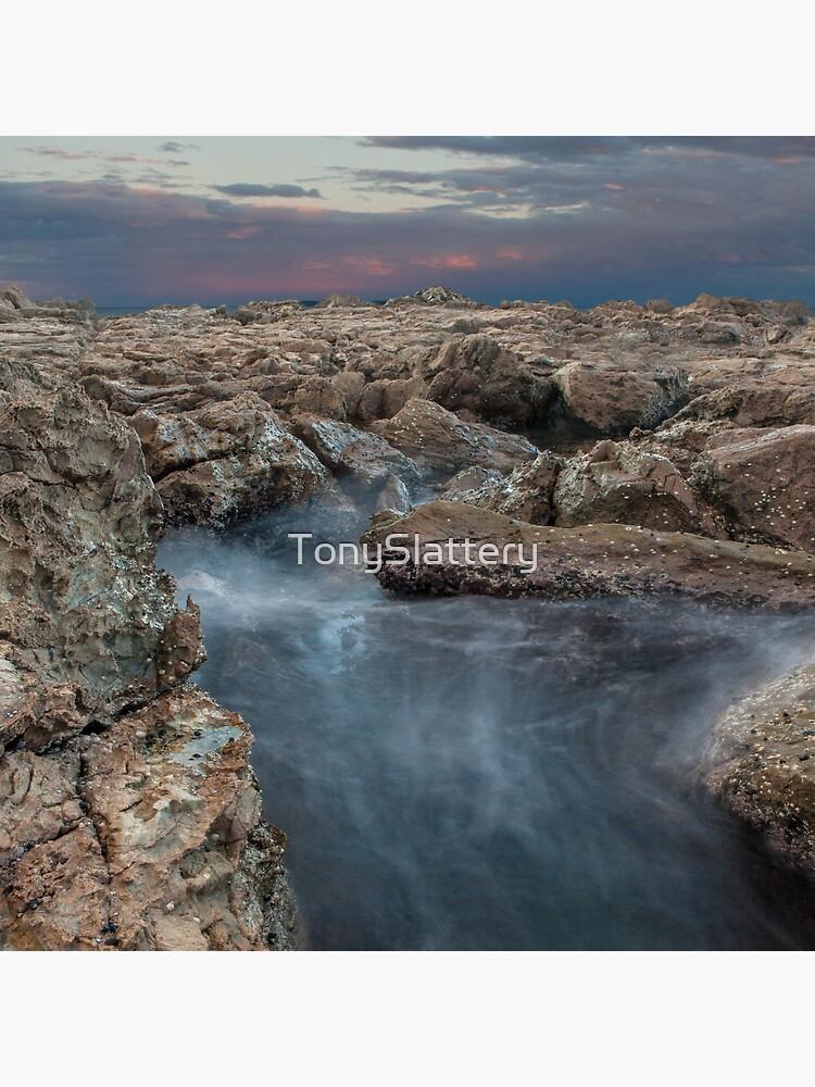 Misty Waters by TonySlattery