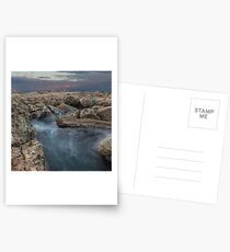 Misty Waters Postcards