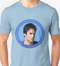 Team Damon - TVD - The Vampire Diaries - (Designs4You) Unisex T-Shirt