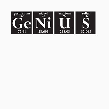 Genius by filfilip