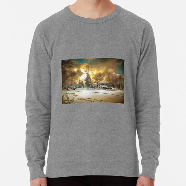 Winter Refuge Lightweight Sweatshirt
