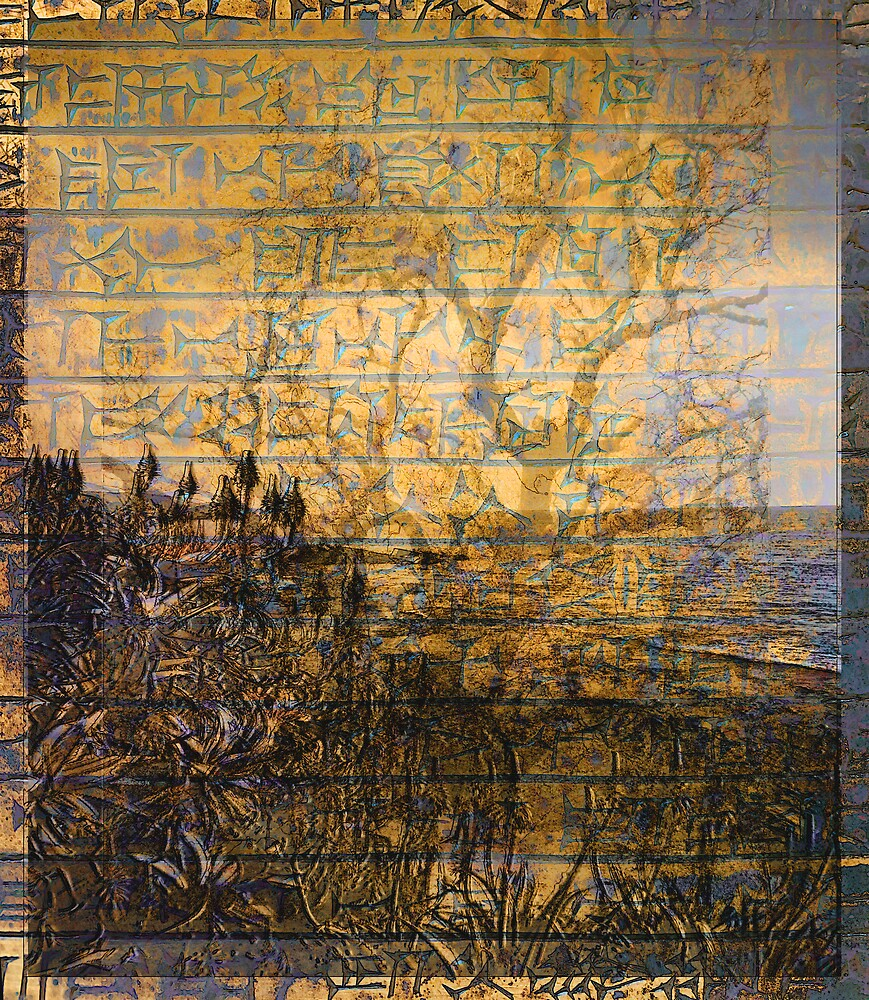 Banks of the Nile by blacknight