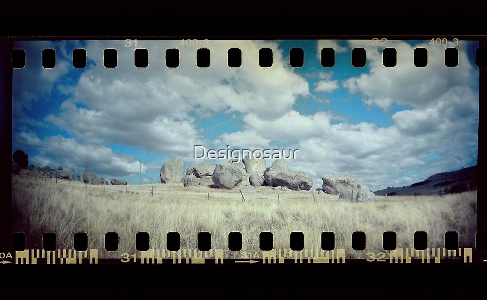 Rockosaurus by Designosaur