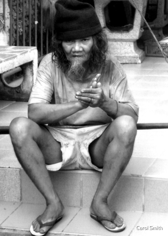 Homeless in Thailand by cs-cookie