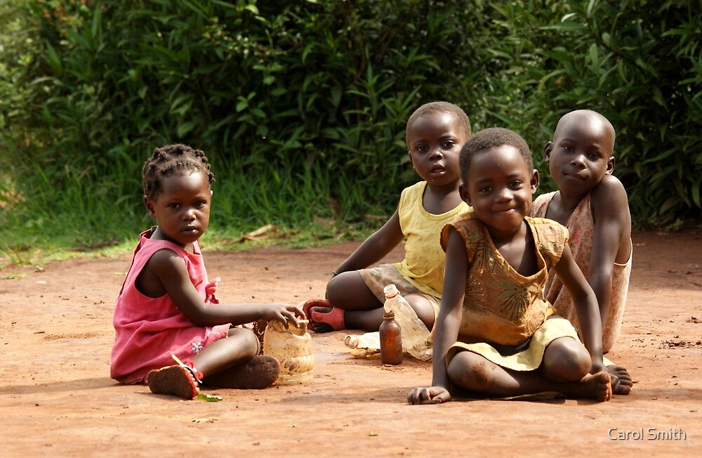 Children of Jinja- Nile River  by cs-cookie