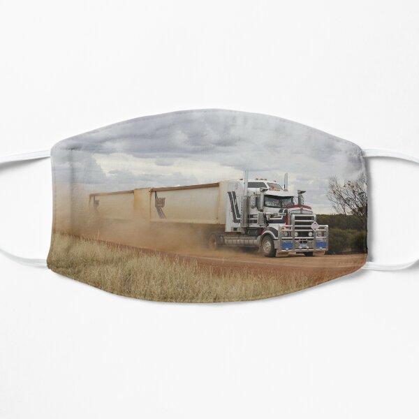 Kenworth Truck Flat Mask