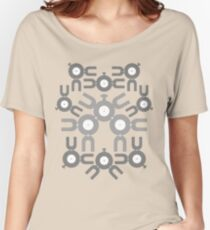 Magnet: Scheme Women's Relaxed Fit T-Shirt