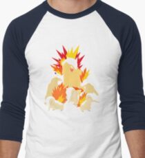 Cyndaquil - Quilava - Typhlosion T-Shirt