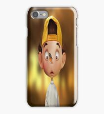 Cartoon Boy iPhone Case/Skin