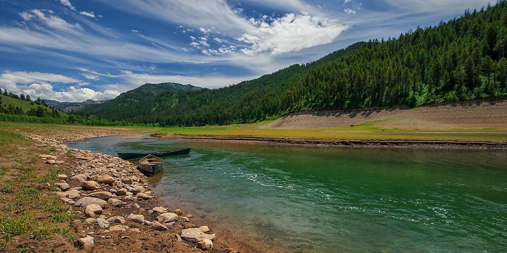 Big Elk Creek by Chad Dutson