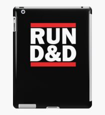 Run Dungeons and Dragons iPad Case/Skin