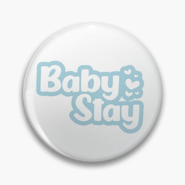 Stray Kids Baby Stay Blue Ver. Pin