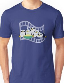 Movie Night for Penguins  Unisex T-Shirt