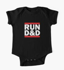 Run Dungeons and Dragons Kids Clothes