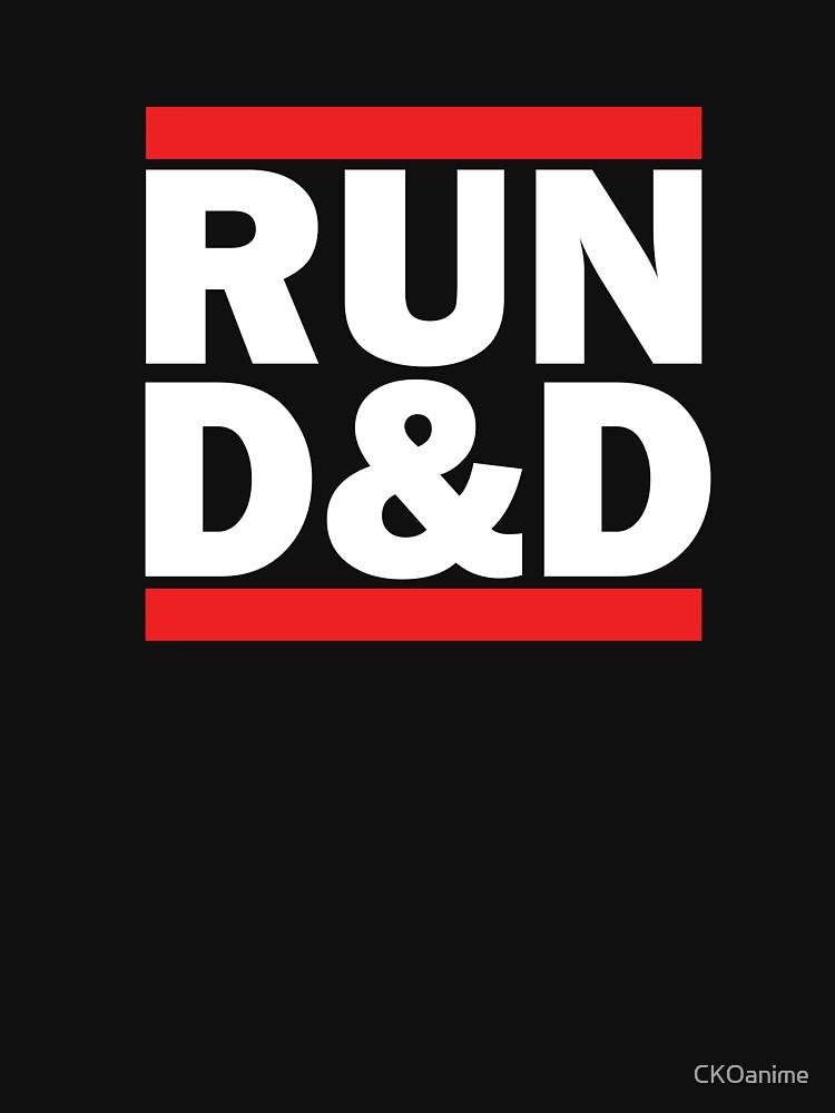 Run Dungeons and Dragons | Unisex T-Shirt