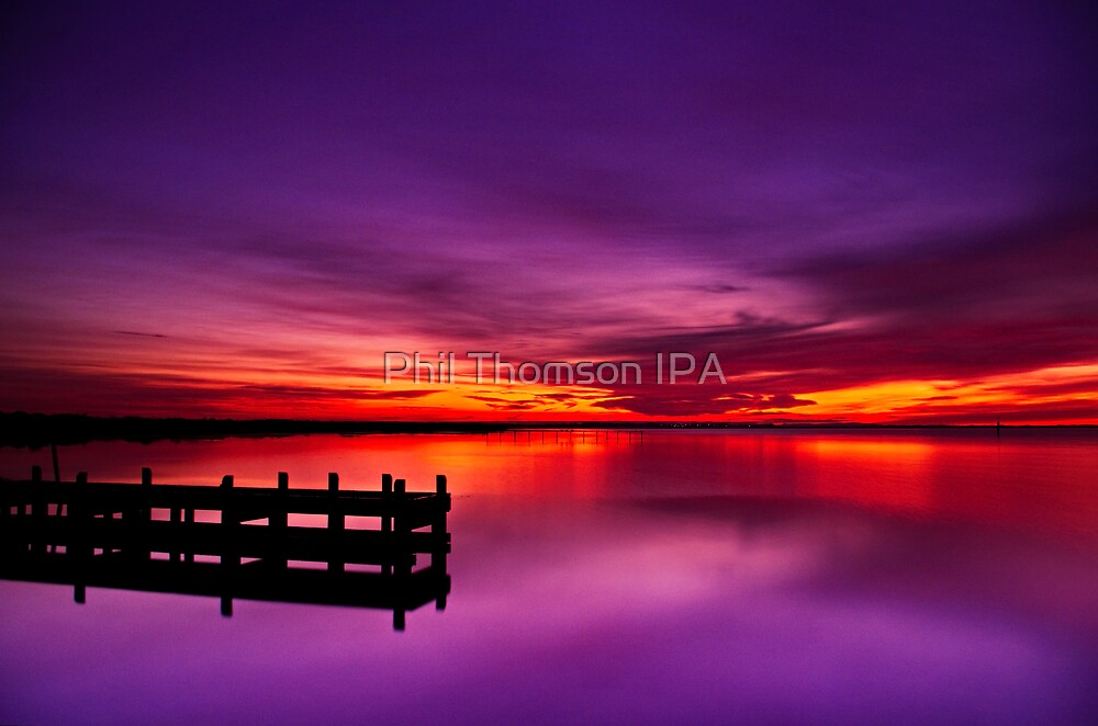 """Swan Bay Serenity"" by Phil Thomson IPA"